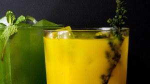 ginger-turmeric tonic