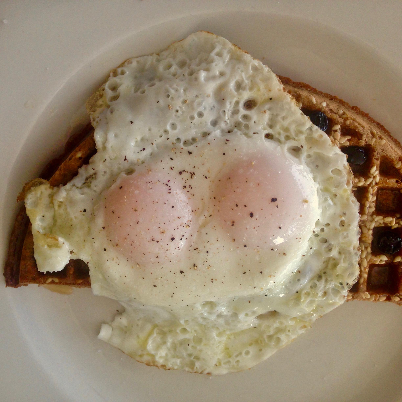 waffle: oat & seed