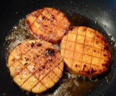 Dry Fry Sweet Potato