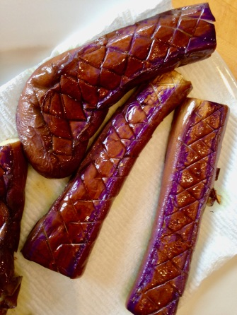 Eggplant Filets