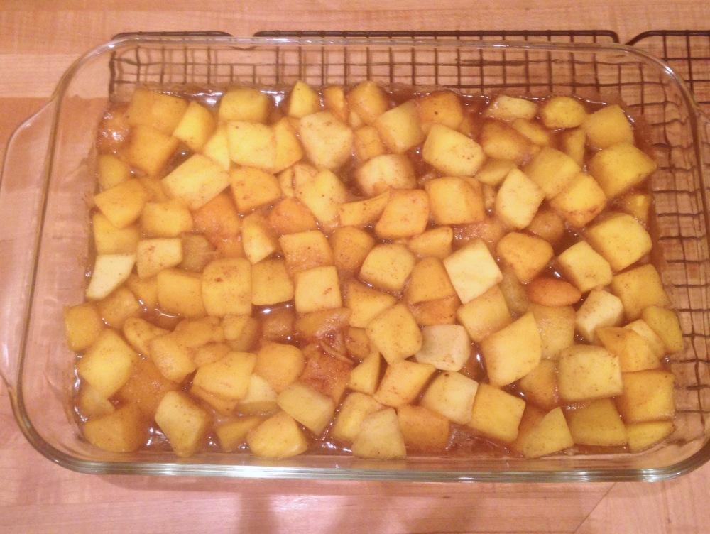 Mango Crisp